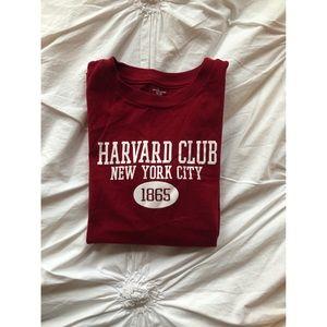 Tops - Harvard university Tshirt